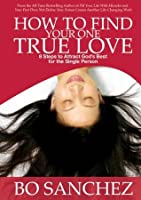finding your one true love Here's why: i'm giving the entire how to find your one true love complete take-home course as my very special gift for free to members of my onetrueloveclub here's my reason: i don't want.