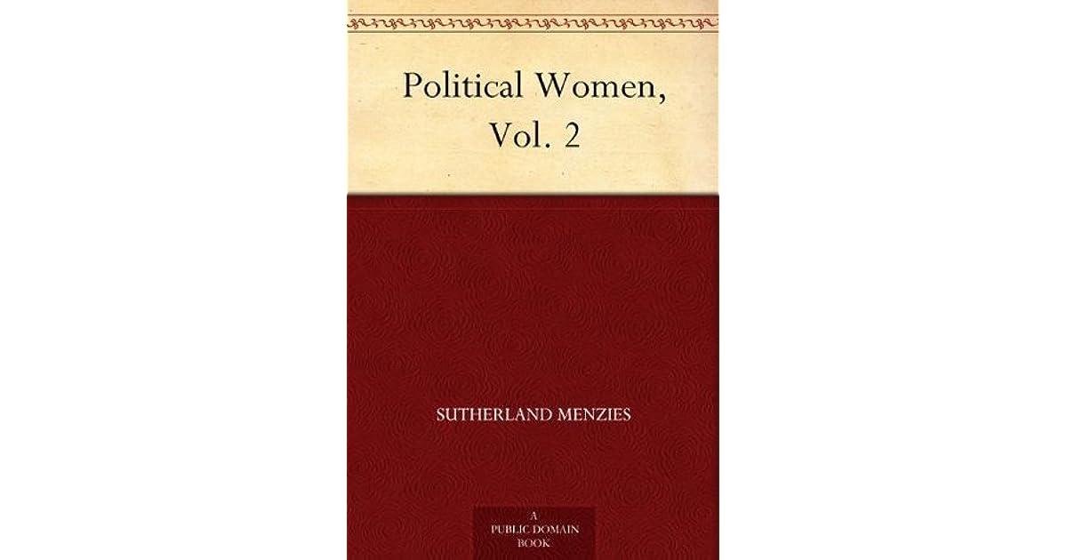 Political Women, Vol. 2