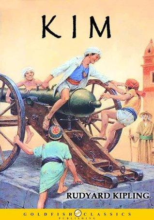 KIM - Children's Books Literature Classics, Complete Edition (Annotated, Illustrated)