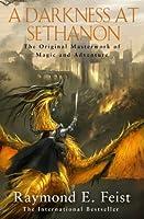 A Darkness At Sethanon (The Riftwar Saga, #4)