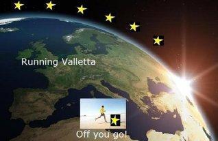 Running Valletta