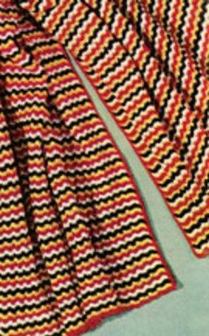 Navajo Afghan Crochet Pattern - Download Indian Afghan Navajo Crochet Pattern for Kindle