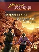 Forsaken Canyon (Mills & Boon Love Inspired Suspense)