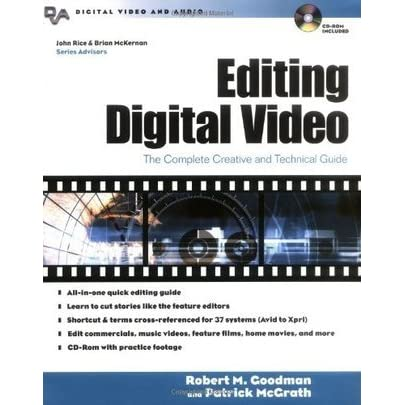 editing digital video the complete creative and technical guide by rh goodreads com Technical Outline Guide Dolphin Guide Technical Support