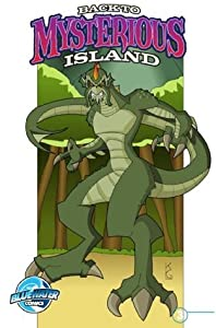 Back to Mysterious Island - Volume 1 #3