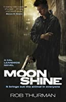 Moonshine (Cal Leandros, #2)