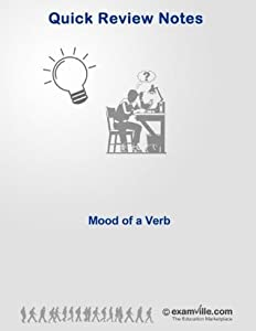 Mood of a Verb - English Grammar (Quick Review Notes)