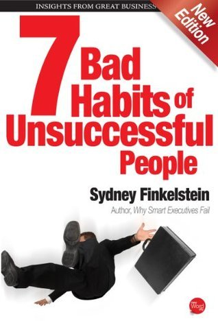 7 bad habits of unsuccessful