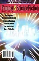Fantasy & Science Fiction, May/June 2011