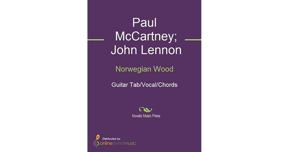 Norwegian Wood By John Lennon