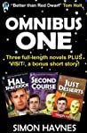 Hal Spacejock Omnibus One (Hal Spacejock #1-3, 4.2)