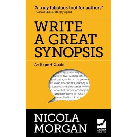 how to write a novel synopsis for an agent