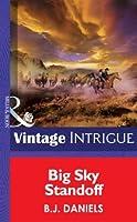 Big Sky Standoff (Mills & Boon Intrigue) (Montana Mystique - Book 3)