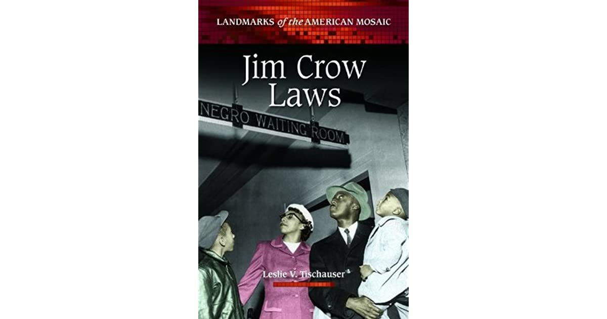 the history of jim crow laws