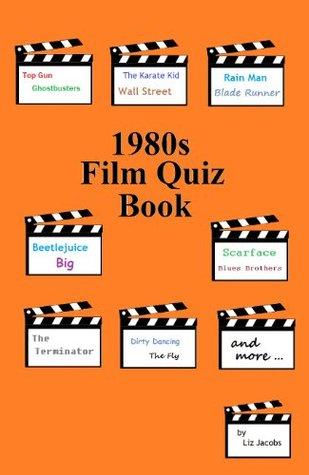 1980s Film Quiz Book Liz Jacobs