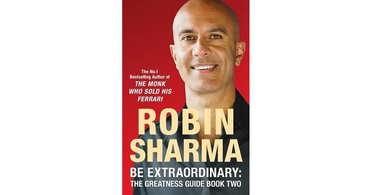 Robin Sharma The Greatness Guide Pdf