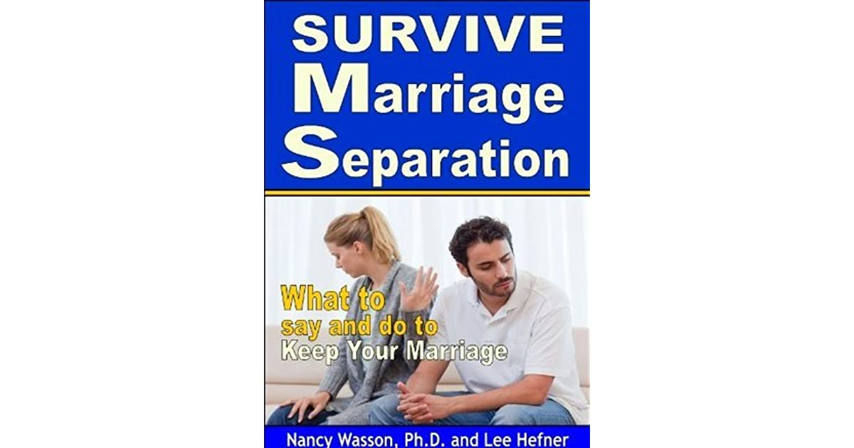 Surviving marital separation