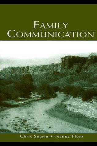 Family-Communication-Routledge-Communication-Series-