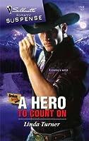 A Hero to Count On (Broken Arrow Ranch, #3)