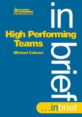 High-Performing-Teams-In-Brief-Marketing-Series-Practitioner-Marketing-Series-Practitioner-