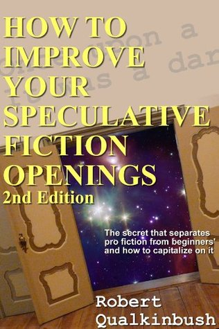 How to Improve Your Speculative Fiction Openings