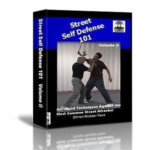 Street Self Defense 101 - Visual Guide & Manual Volume 2