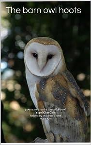 The barn owl hoots