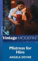 Mistress for Hire (Mills & Boon Modern)