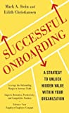 Successful Onboarding : Strategies to Unlock Hidden Value Within Your Organization