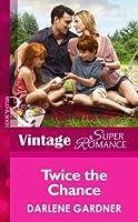 Twice the Chance (Twins - Book 20)