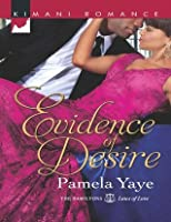 Evidence of Desire (The Hamiltons: Laws of Love - Book 2)