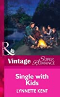 Single with Kids (Mills & Boon Vintage Superromance) (At the Carolina Diner - Book 5)
