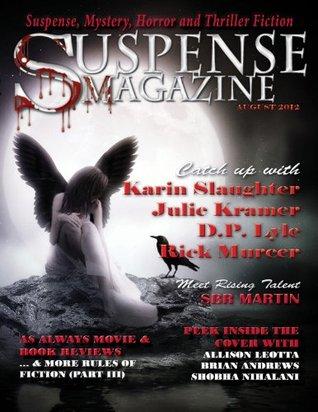 Suspense Magazine August 2012