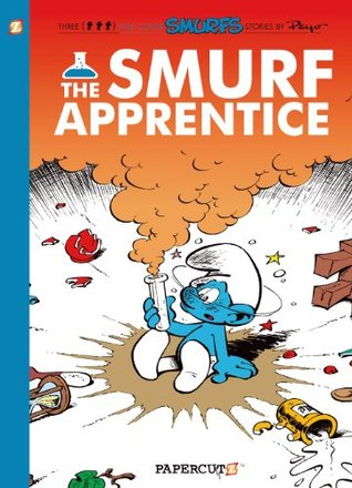 The Smurfs #8: The Smurf Apprentice (The Smurfs Graphic Novels)