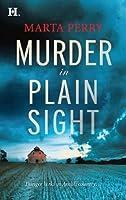 Murder in Plain Sight (Brotherhood of the Raven #1)