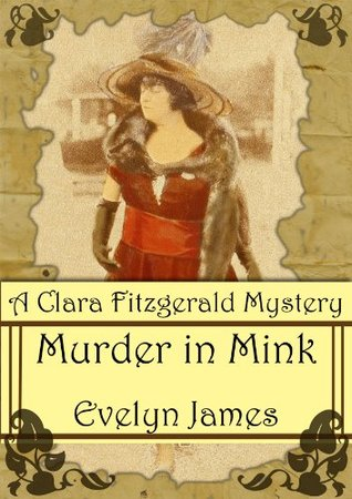 Murder in Mink by Evelyn James