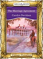 The Marriage Agreement (Mills & Boon Historical)