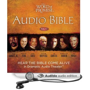 The Word of Promise Complete Audio Bible: NKJV by Jason Alexander