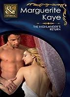 The Highlander's Return (Highland Brides - Book 2)
