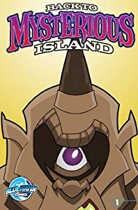 Back to Mysterious Island - Volume 1 #1