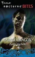 Savage Dragon (Mills & Boon Nocturne Bites)