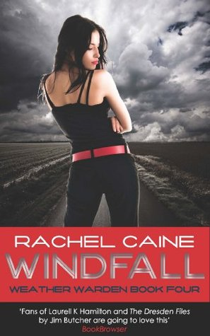 Windfall (Weather Warden, #4)
