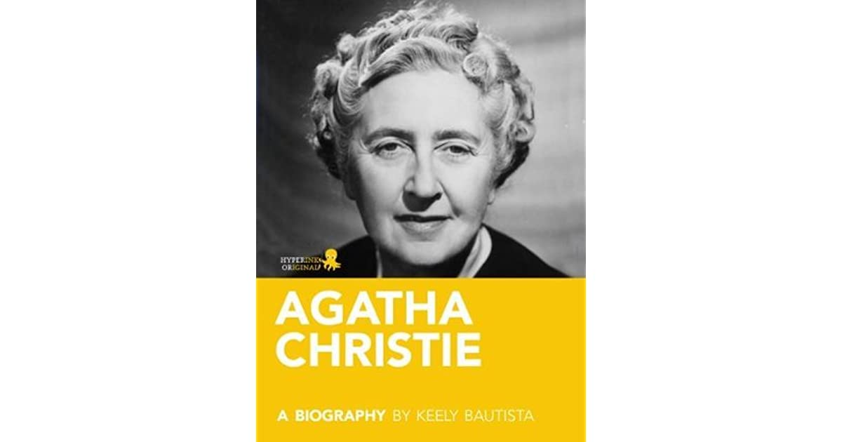 agatha christie paper Agatha christie, pictured at home in dame agatha's devon home his first book  a murder is announced in the local paper's small ads.