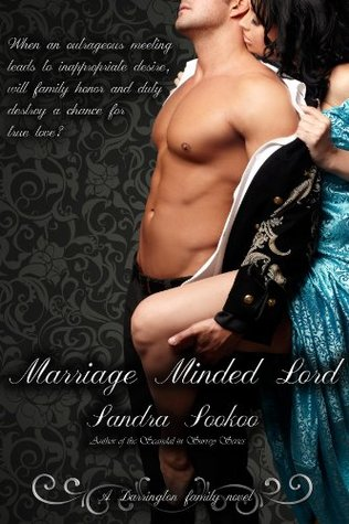 Marriage Minded Lord by Sandra Sookoo