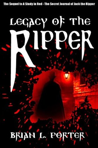 A Study in Red - The Secret Journal of Jack the Ripper