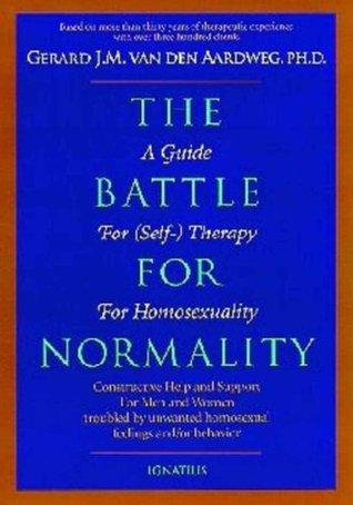 The Battle For Normality  by  Gerard J.M. van den Aardweg