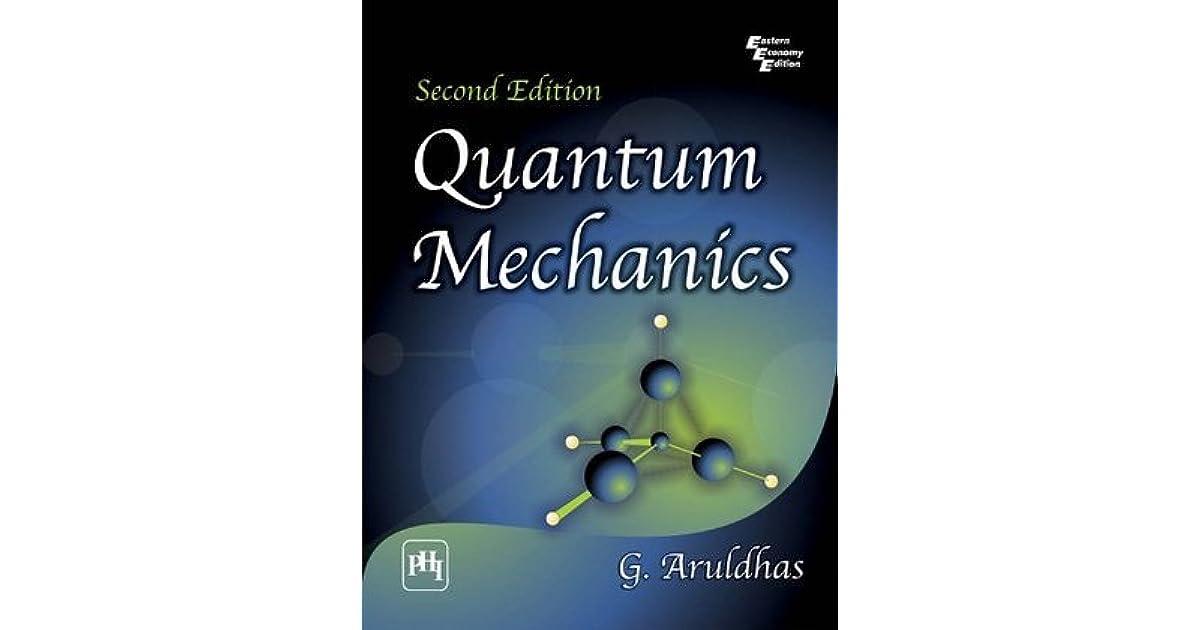 quantum mechanics by g aruldhas ebook. Black Bedroom Furniture Sets. Home Design Ideas