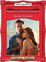 Engagement between Enemies (Mills & Boon Desire) (The Illegitimate Heirs - Book 1)