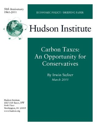 Carbon Taxes: An Opportunity for Conservatives