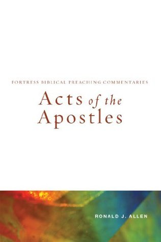 Acts of the Apostles (Fortress Biblical Preaching Commentaries)